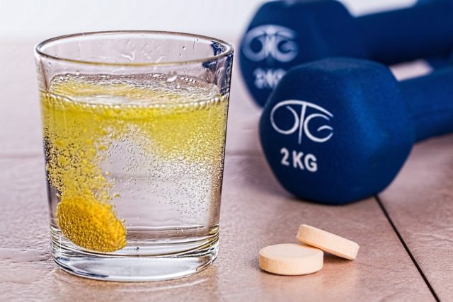 Weight-loss pills and supplements