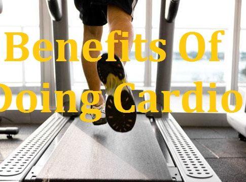 Benefits Of Doing Cardio