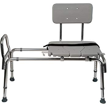 Duro-Med Heavy-Duty Transfer Bench