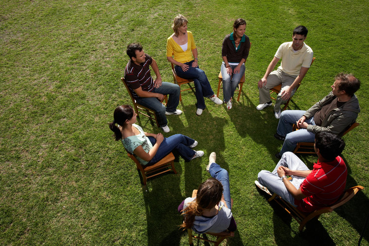 Cognitive Behavioral Therapy in group