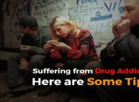 Suffering from Drug Addiction