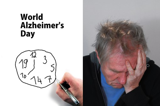 difficulty finding words by dementia patients