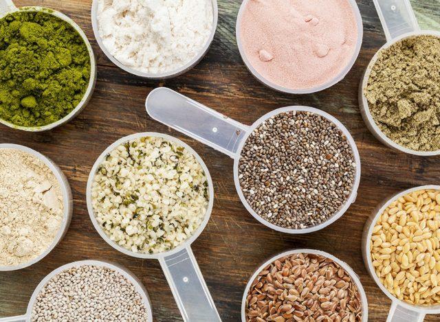 Vegan Protein Powder Supplements
