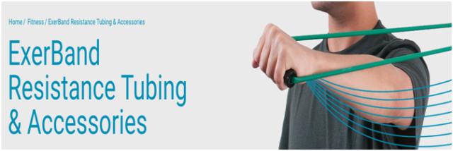 ExerBand Tubing