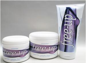 Free Up Massage Cream