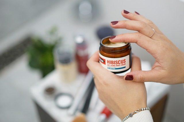 Skincare routine in 30s