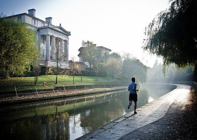 running for weightloss