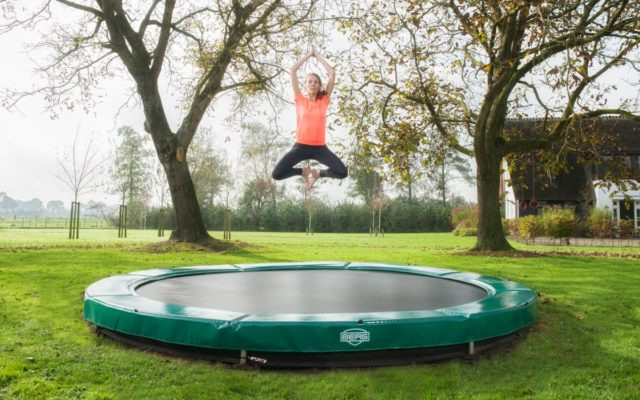 trampolines for weight