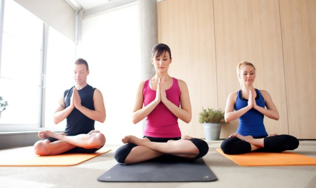 yoga in Norcross