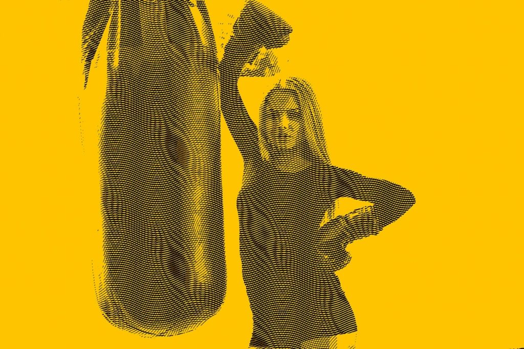 punching bag for fitness