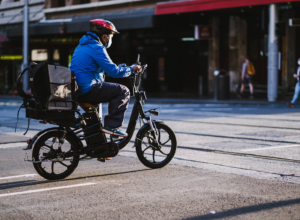 health benefit of ebikes