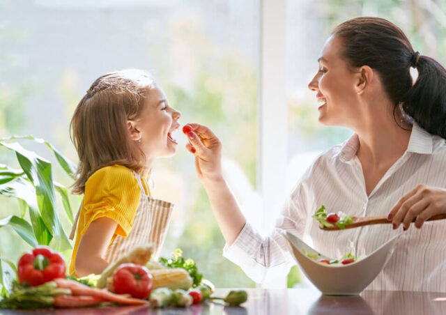 Foods To Give Your Kids