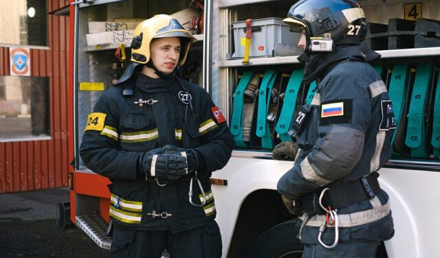 Health and Wellness of Firefighters